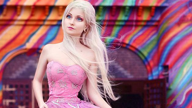 human barbie claims she s never had plastic surgery