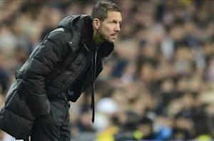 Simeone: Real Madrid undoubtedly better than us