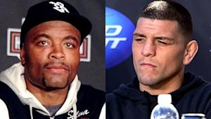 Georges St-Pierre Believes Nick Diaz has to Take Anderson Silva into Later Rounds to Win