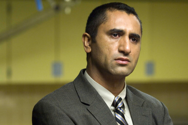 Cliff Curtis Crossing Over Production Stills The Weinstein Company 2009