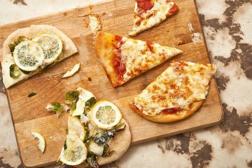 Two-Ingredient Pizza Dough—And Two Easy Pizza Recipes