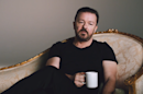 Ricky Gervais can't be bothered to do these Australian Netflix ads