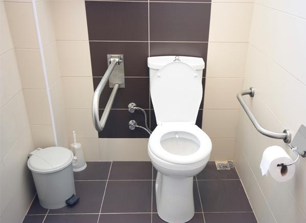 Why you need grab bars in the bathroom