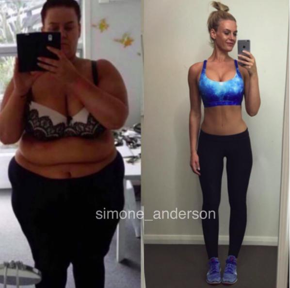 Woman Shares Body Transformation Selfie After Losing 200 Lbs. in Less Than a Year
