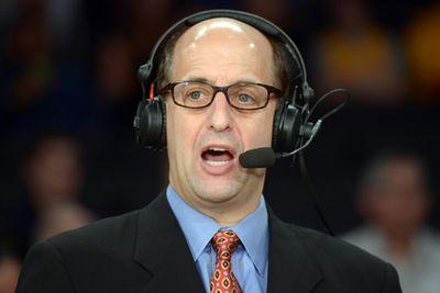 Jeff Van Gundy claims he makes it rain and can hear lightning