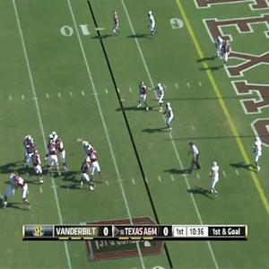 Johnny Manziel Highlights vs Vanderbilt