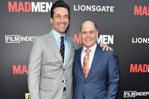 See 'Mad Men' Creator Matthew Weiner's 'Wish List' of Plot Points He Wanted to Tackle by Series Finale (Photo)