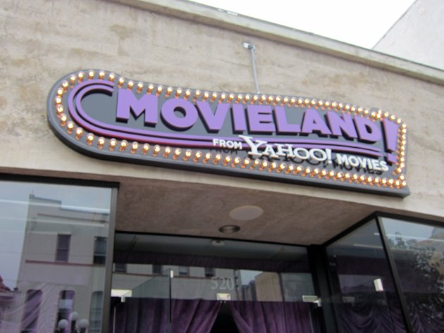 Movieland! from Yahoo! Movies - San Diego Comic-Con 2012