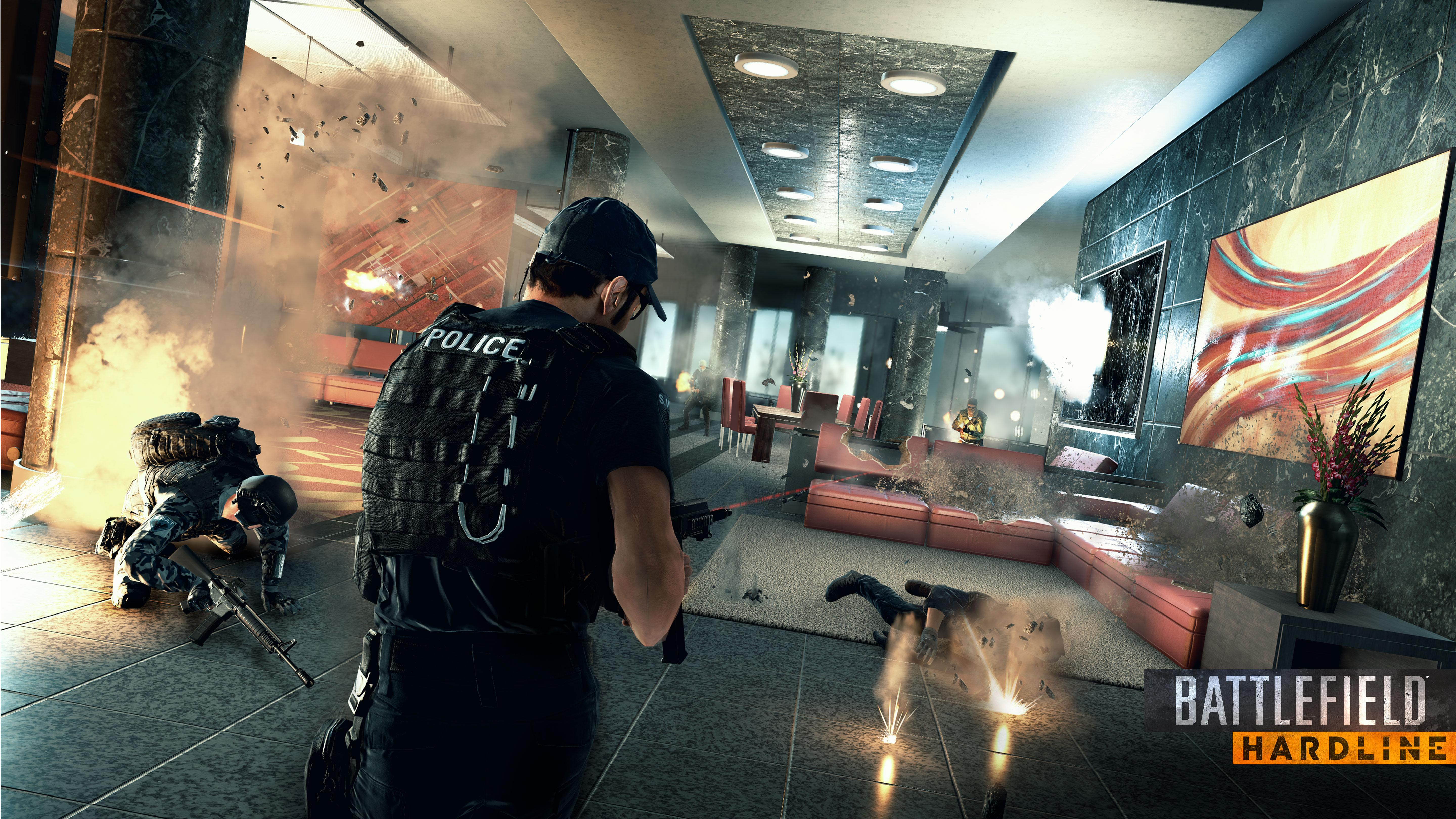 Battlefield Hardline Xbox One Now Available to Pre-Load