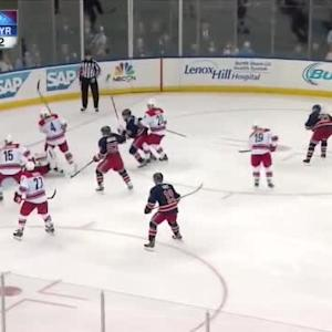 Cam Ward Save on Dan Boyle (04:47/3rd)