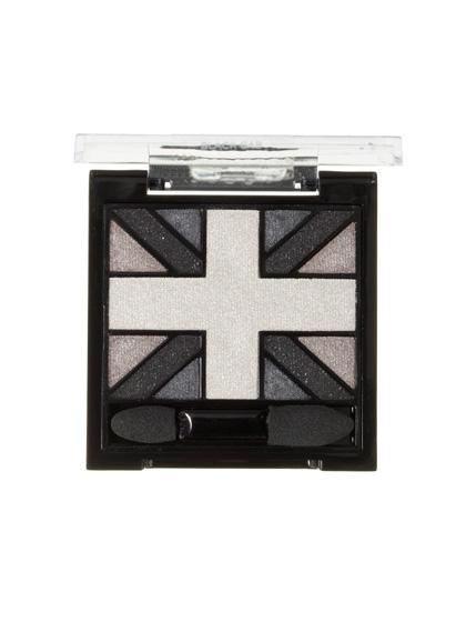 Rimmel London Glam'Eyes HD Quad Eye Shadow in Black Cab, $5.99