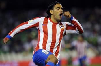 Falcao: I'm not trying to compete with Messi and Cristiano Ronaldo