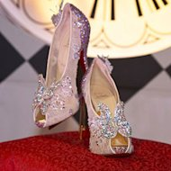 Christian Louboutin Unveils Cinderella Inspired Heels!
