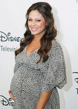 "PIC: Vanessa Minnillo Is ""So In Love"" With Nick Lachey, Baby Camden"