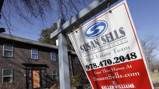 Rising sales point to better year for housing