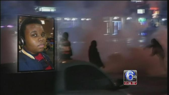 Private autopsy shows Ferguson teen shot at least 6 times