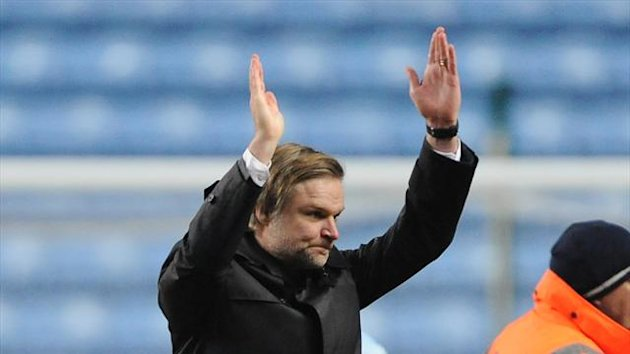 Steven Pressley felt Coventry dominated the game against Colchester