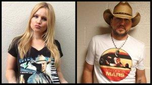 CMT Music Awards: Jason Aldean to Co-Host With Kristen Bell