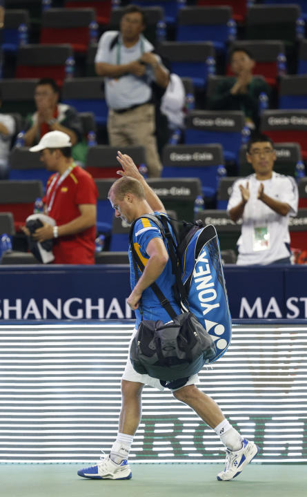 China Shanghai Tennis Masters