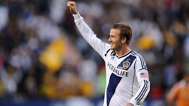 David Beckham is not expected to return to the Barclays Premier League