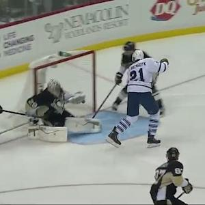 Maple Leafs strike twice in 29 seconds