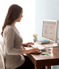 The ABCs of Proper Desk Posture