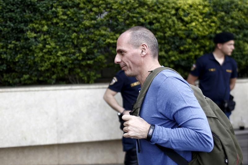 Varoufakis says Greece committed to reforms, rules out more austerity