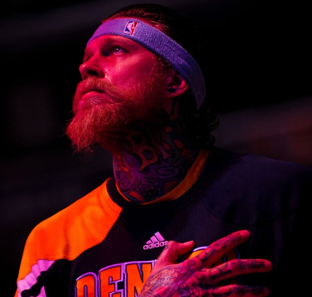 Chris 'Birdman' Andersen signs with the Miami Heat. Can he turn