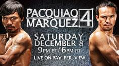 Pacquiao-Marquez 4: 3rd Fight