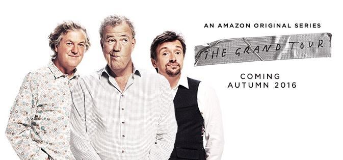 Jeremy Clarkson's new 'Top Gear' might be coming to TV after all