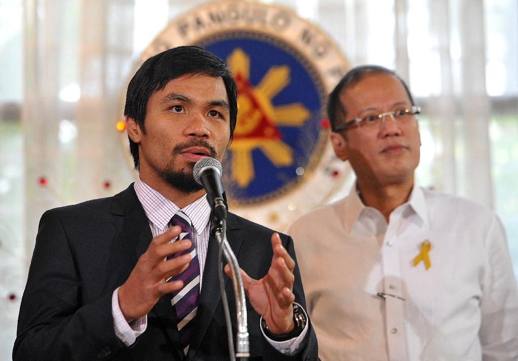 Philippines' boxing hero Pacquiao says close to retirement