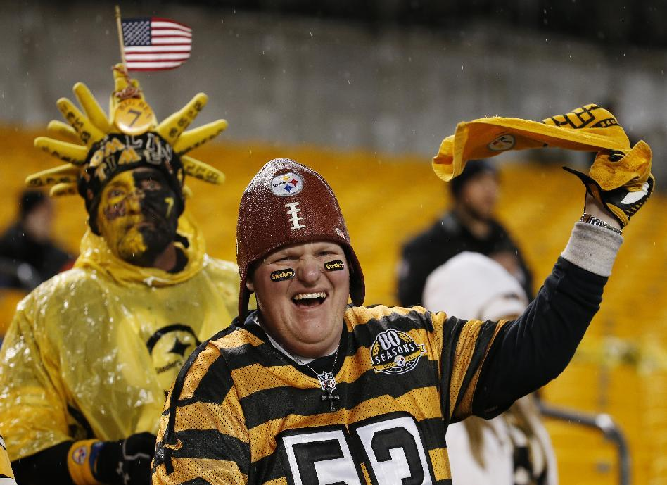 Mad Dash: Which NFL team's fans are the most profane?