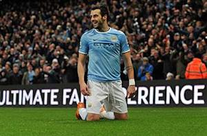 Manchester City 2-1 Liverpool: Negredo and Pellegrini profit from Mignolet howler