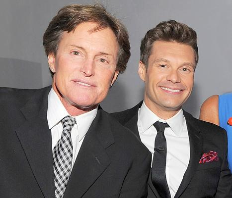 Ryan Seacrest: Bruce Jenner Told His Kids About Gender Transition With Cameras Rolling