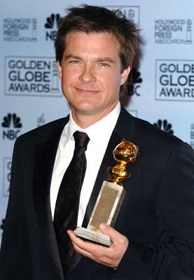 "Jason Bateman of ""Arrested Development"" Best Actor in a Comedy Series Golden Globe Awards - 1/16/2005"