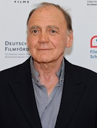 Bruno Ganz at the Hotel Bellevue on March 14, 2012 in Bern, Switzerland.