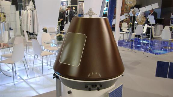 Russia Converts Unmanned Rocket to Carry New Crewed Spaceship