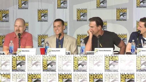 Comic Con 2013: Family Guy Panel, Part 2