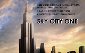 How to Build the World's Tallest Skyscraper in 90 Days
