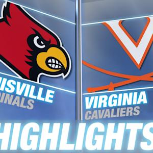Louisville vs UVA | 2014 ACC Highlights