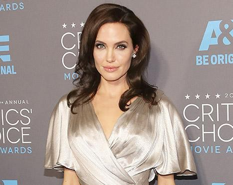 """Angelina Jolie Reveals She Doesn't """"Look Back,"""" Says """"What Doesn't Kill You Makes You Stronger"""""""