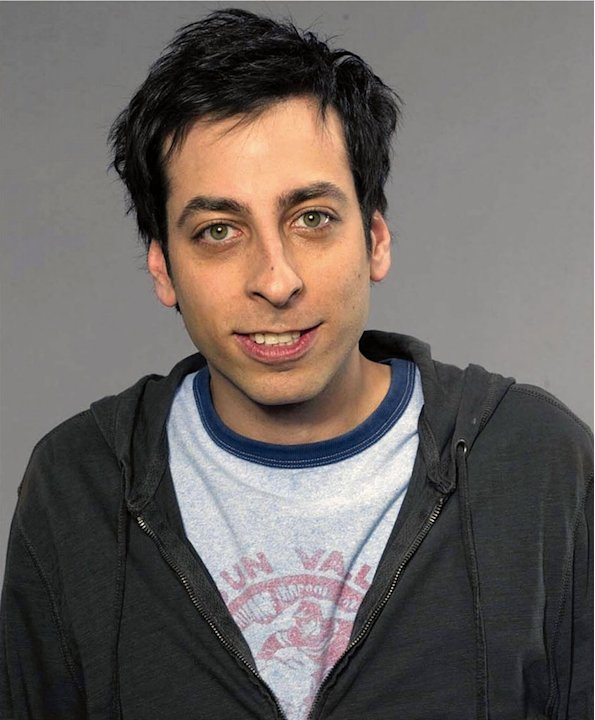 Lonny Ross stars as Josh Girard on 30 Rock. 
