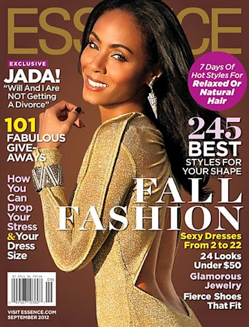 "Jada Pinkett Smith: ""Will and I Are Not Getting a Divorce!"""