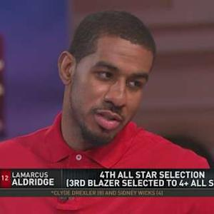 Inside The NBA: LaMarcus Aldridge