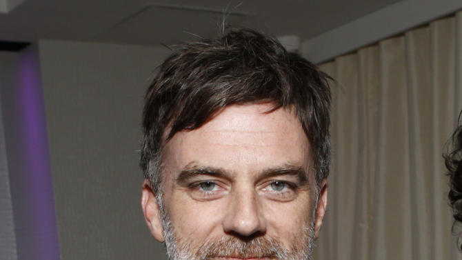 """FILE - In this Jan. 12, 2013 file photo, Paul Thomas Anderson attends the LA Film Critics Association Awards in Los Angeles. Anderson premiered his first documentary, """"Junun,"""" on Thursday, Oct. 8, 2015, at the New York Film Festival, unveiling a sonically rich portrait of Indian musicians and Radiohead's Johnny Greenwood recording in Rajasthan. The film, just under an hour in length, plunges into their recording sessions, along with Israeli composer Shye Ben Tzur, during a three-week trip to the North-Western Indian state.  (Photo by Todd Williamson/Invision/AP, File)"""