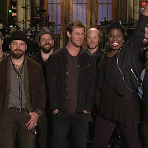 SNL Promo: Chris Hemsworth - Zac Brown Band
