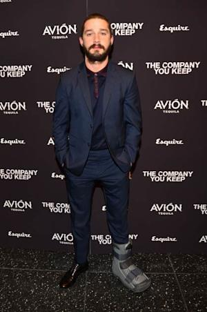 Shia LaBeouf attends 'The Company You Keep' New York Premiere at The Museum of Modern Art on April 1, 2013  -- Getty Images