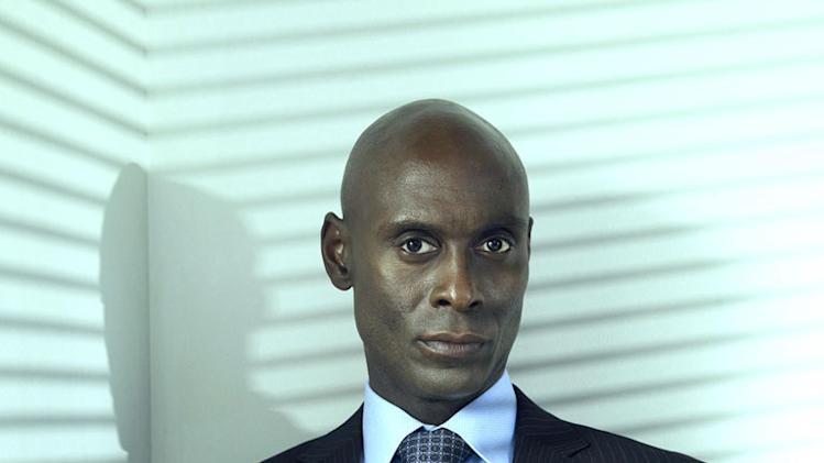 "Lance Reddick returns as Agent Phillip Broyles in ""Fringe."""