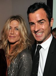 Jennifer Aniston Justin Theroux engaged