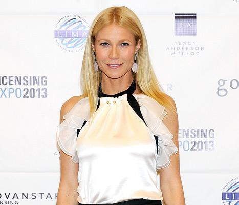 "Gwyneth Paltrow Talks Botox, Aging and Her Favorite ""Guilty Snack"""